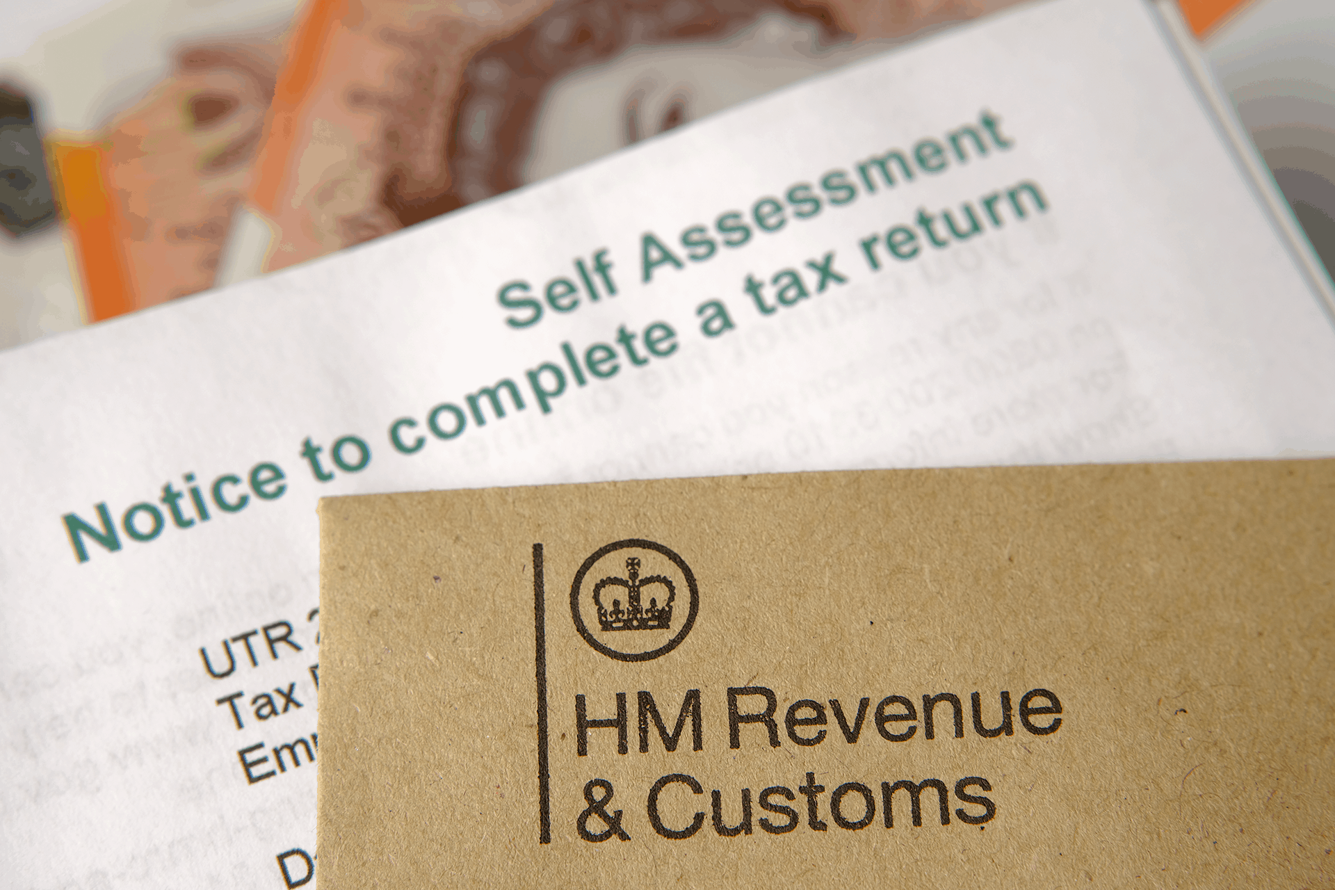 Don't run away from your tax return